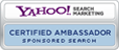 Yahoo! Search Marketing Certified Ambassador (Sponsored Search)